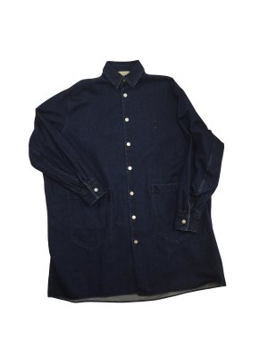 <img class='new_mark_img1' src='https://img.shop-pro.jp/img/new/icons16.gif' style='border:none;display:inline;margin:0px;padding:0px;width:auto;' />[40%OFF] JieDa DENIM COAT (IND)