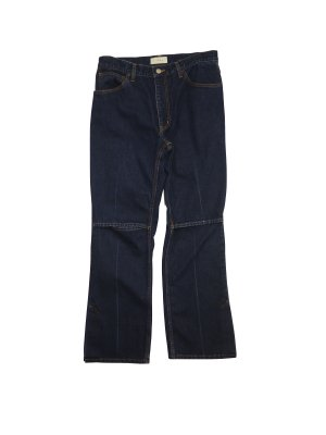 <img class='new_mark_img1' src='https://img.shop-pro.jp/img/new/icons16.gif' style='border:none;display:inline;margin:0px;padding:0px;width:auto;' />[40%OFF] JieDa USED SLIT DENIM PANTS (IND)