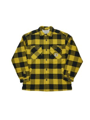 <img class='new_mark_img1' src='//img.shop-pro.jp/img/new/icons14.gif' style='border:none;display:inline;margin:0px;padding:0px;width:auto;' />Carhartt MELTON SHIRT JAC (COL)
