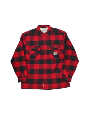 <img class='new_mark_img1' src='//img.shop-pro.jp/img/new/icons16.gif' style='border:none;display:inline;margin:0px;padding:0px;width:auto;' />[50%OFF] Carhartt MELTON SHIRT JAC (CAR)
