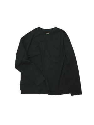 <img class='new_mark_img1' src='https://img.shop-pro.jp/img/new/icons14.gif' style='border:none;display:inline;margin:0px;padding:0px;width:auto;' />YSTRDY'S TMRRW BAGGY TEE L/S (BLK)