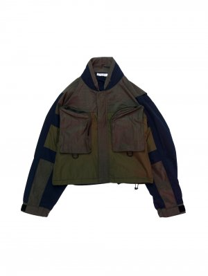 <img class='new_mark_img1' src='https://img.shop-pro.jp/img/new/icons16.gif' style='border:none;display:inline;margin:0px;padding:0px;width:auto;' />[40%OFF] ROTOL SHORT BLOUSON