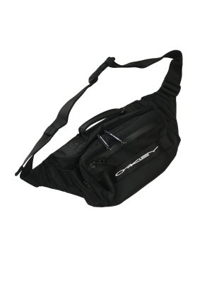 <img class='new_mark_img1' src='https://img.shop-pro.jp/img/new/icons16.gif' style='border:none;display:inline;margin:0px;padding:0px;width:auto;' />[30%OFF] OAKLEY STRETCH LOGO BELT BAG