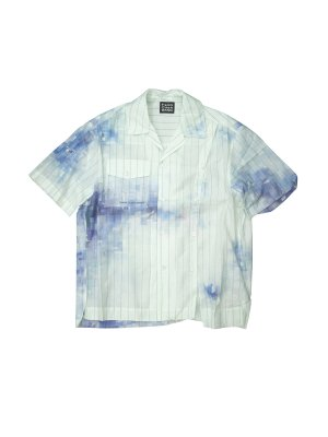 <img class='new_mark_img1' src='https://img.shop-pro.jp/img/new/icons14.gif' style='border:none;display:inline;margin:0px;padding:0px;width:auto;' />Feng Chen Wang SILK/ COTTON WHITE / CELESTIAL BLUE
