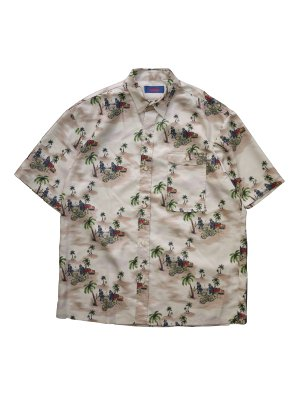 <img class='new_mark_img1' src='https://img.shop-pro.jp/img/new/icons16.gif' style='border:none;display:inline;margin:0px;padding:0px;width:auto;' />[30%OFF]  ADANS CAPITALISM ALOHA SHIRT