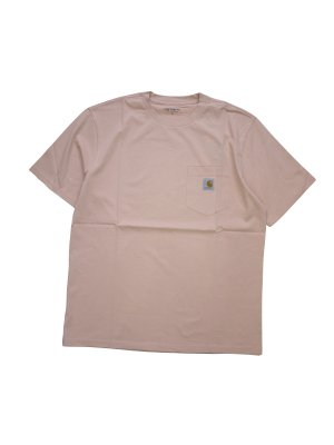 <img class='new_mark_img1' src='https://img.shop-pro.jp/img/new/icons14.gif' style='border:none;display:inline;margin:0px;padding:0px;width:auto;' />Carhartt S/S POCKET T-SHIRT (POW)