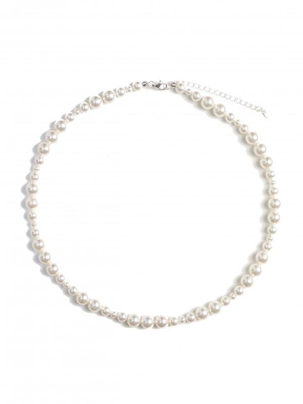 EPHEMERAL mix pearl necklace