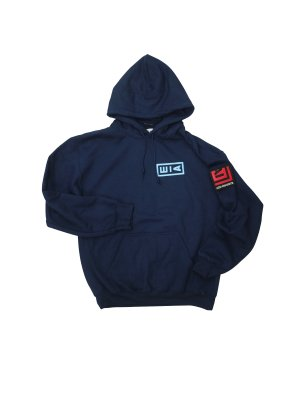 <img class='new_mark_img1' src='https://img.shop-pro.jp/img/new/icons16.gif' style='border:none;display:inline;margin:0px;padding:0px;width:auto;' />[40%OFF] AiE PRINTED HOODY - AiE LOGO (NAV)