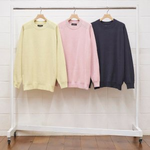 <img class='new_mark_img1' src='https://img.shop-pro.jp/img/new/icons14.gif' style='border:none;display:inline;margin:0px;padding:0px;width:auto;' />UNUSED CREW NECK KNIT