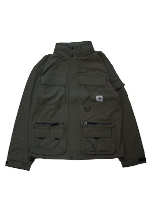<img class='new_mark_img1' src='https://img.shop-pro.jp/img/new/icons14.gif' style='border:none;display:inline;margin:0px;padding:0px;width:auto;' />Carhartt ELMWOOD JACKET (MOR)