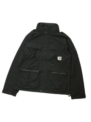 <img class='new_mark_img1' src='https://img.shop-pro.jp/img/new/icons14.gif' style='border:none;display:inline;margin:0px;padding:0px;width:auto;' />Carhartt ELMWOOD JACKET (BLK)