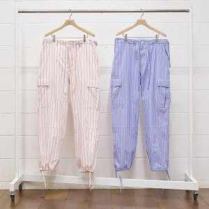 <img class='new_mark_img1' src='https://img.shop-pro.jp/img/new/icons14.gif' style='border:none;display:inline;margin:0px;padding:0px;width:auto;' />UNUSED STRIPE PANTS