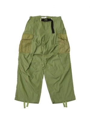 <img class='new_mark_img1' src='https://img.shop-pro.jp/img/new/icons16.gif' style='border:none;display:inline;margin:0px;padding:0px;width:auto;' />[30%OFF]  ROTOL OVER PANTS (OLI)