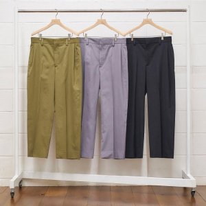 [40%OFF] UNUSED WOOL SILK SLACKS