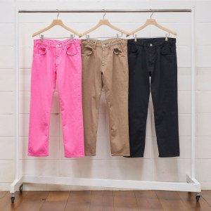 [40%OFF] UNUSED COLOR PANTS