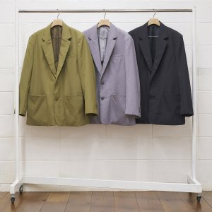 <img class='new_mark_img1' src='https://img.shop-pro.jp/img/new/icons14.gif' style='border:none;display:inline;margin:0px;padding:0px;width:auto;' />UNUSED WOOL SILK JACKET