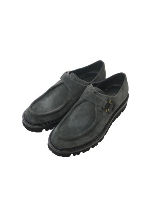 <img class='new_mark_img1' src='https://img.shop-pro.jp/img/new/icons14.gif' style='border:none;display:inline;margin:0px;padding:0px;width:auto;' />ERKN MONK STRAP (GRY)