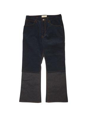<img class='new_mark_img1' src='https://img.shop-pro.jp/img/new/icons14.gif' style='border:none;display:inline;margin:0px;padding:0px;width:auto;' />JieDa SWITCHING 2WAY FLARE PANTS (IND)