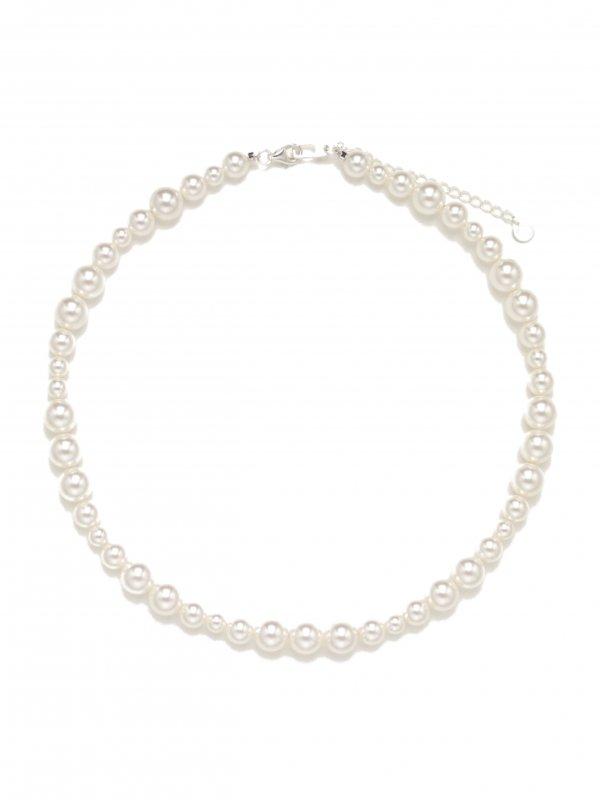 EPHEMERAL mix pearl necklace (M)