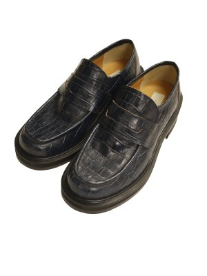 <img class='new_mark_img1' src='https://img.shop-pro.jp/img/new/icons14.gif' style='border:none;display:inline;margin:0px;padding:0px;width:auto;' />JieDa LEATHER LOAFERS