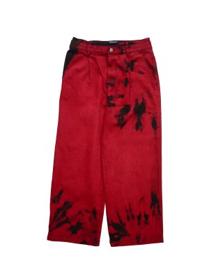 <img class='new_mark_img1' src='https://img.shop-pro.jp/img/new/icons14.gif' style='border:none;display:inline;margin:0px;padding:0px;width:auto;' />Feng Chen Wang TIE-DYE TROUSERS