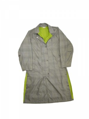 <img class='new_mark_img1' src='https://img.shop-pro.jp/img/new/icons16.gif' style='border:none;display:inline;margin:0px;padding:0px;width:auto;' />[60%OFF] JieDa CHECK OVER COAT (GLN)