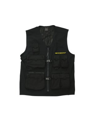 <img class='new_mark_img1' src='https://img.shop-pro.jp/img/new/icons16.gif' style='border:none;display:inline;margin:0px;padding:0px;width:auto;' />[60%OFF] OAKLEY STRETCH LOGO PATCH VEST