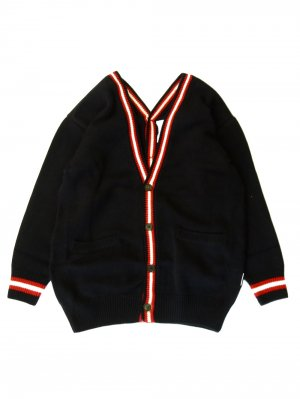 [50%OFF] NEON SIGN SWITCH COLLEGE F/F CARDIGAN