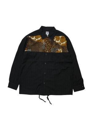 [40%OFF] AiE Coach Shirt - Chalk Stripe (CHA)