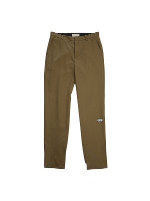 JieDa SLIT SLIM FLARE PANTS (GRE)