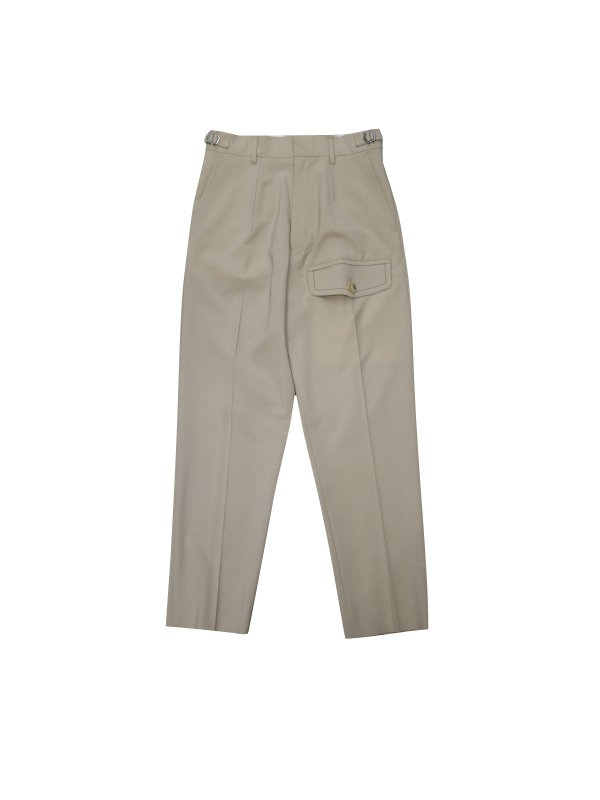 KANIZSA SLIM TROUSERS