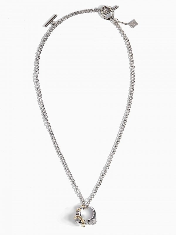 Feng Chen Wang RING NECKLACE