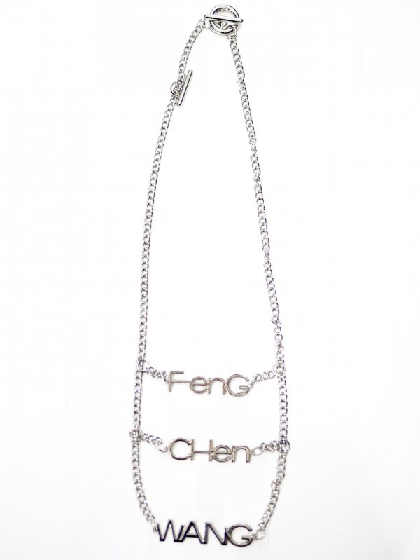 Feng Chen Wang FCW NECKLACE