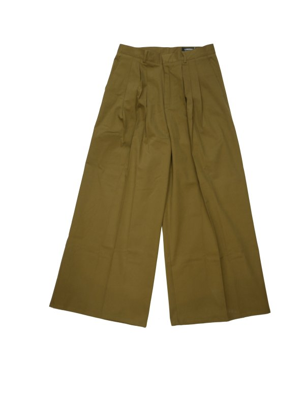 LIBERAL YOUTH MINISTRY WIDE BROWN PANTS
