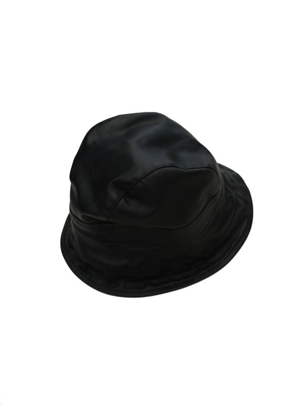 LIBERAL YOUTH MINISTRY BLACK LEATHER HAT