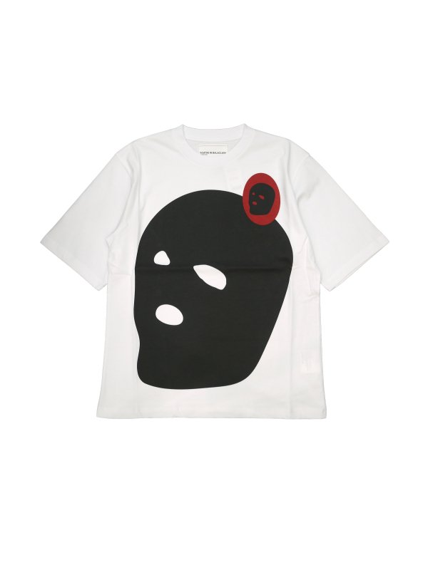 YOUTHS IN BALACLAVA MEN'S PRINTED T-SHIRT #4 (WHT)