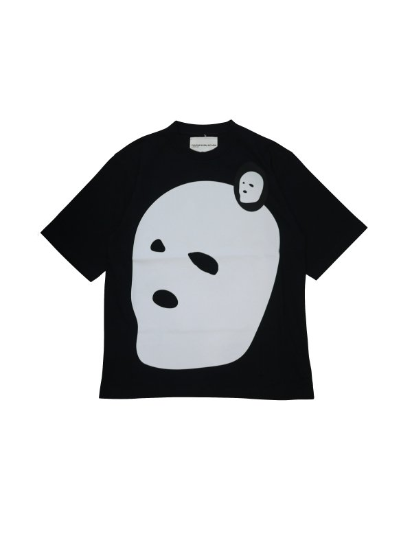 YOUTHS IN BALACLAVA MEN'S PRINTED T-SHIRT #4 (BLK)