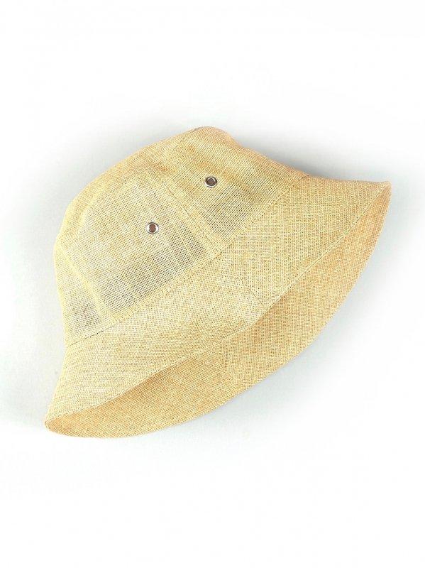 elephant TRIBAL fabrics Resort Bucket hat (BEI)