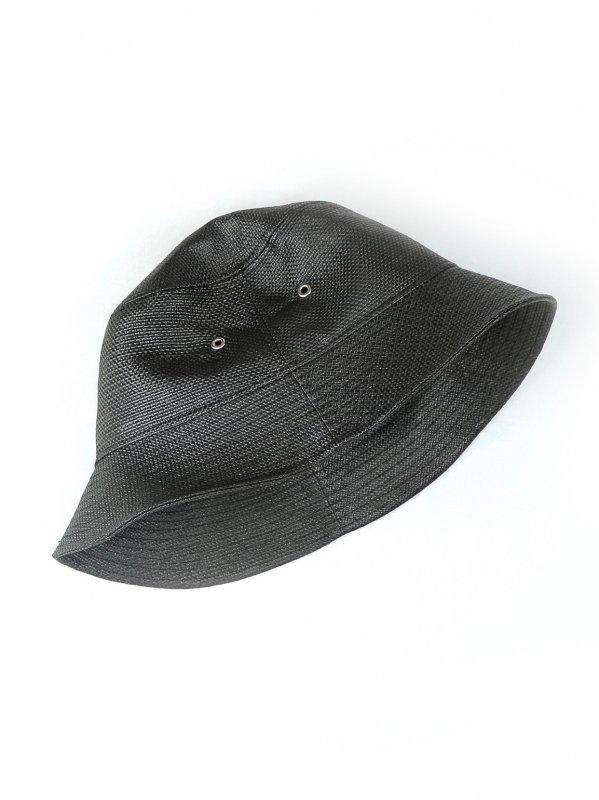 [30%OFF] elephant TRIBAL fabrics Resort Bucket hat (BLK)
