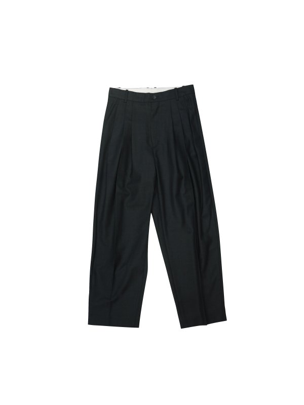 HED MAYNER 4 PLEAT PANTS
