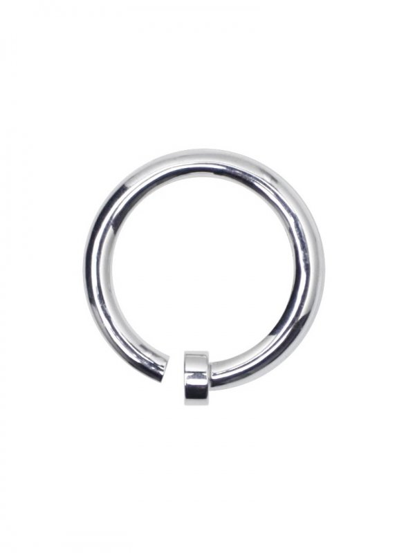 EPHEMERAL stud cut-off ring (single)