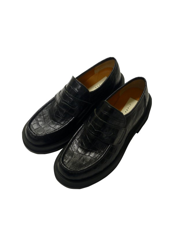 JieDa LEATHER LOAFERS