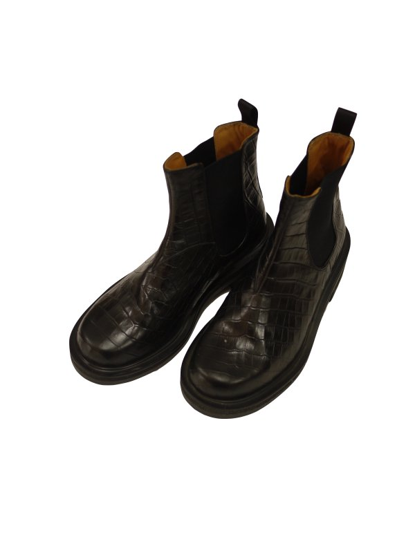 JieDa LEATHER SIDE GORE BOOTS