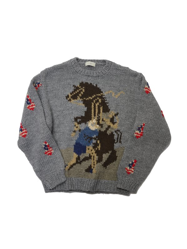 JieDa HORSE OVER KNIT