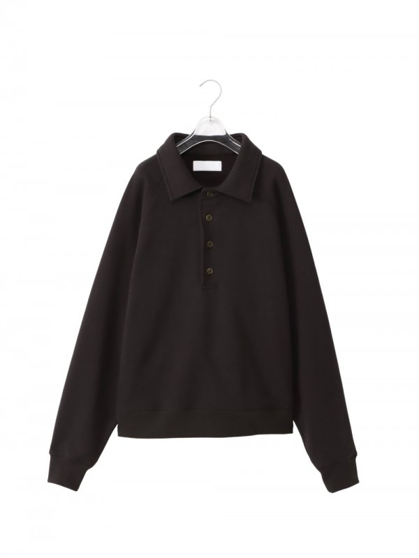 NEON SIGN WIDE ROOM POLO SWEAT (ASP)
