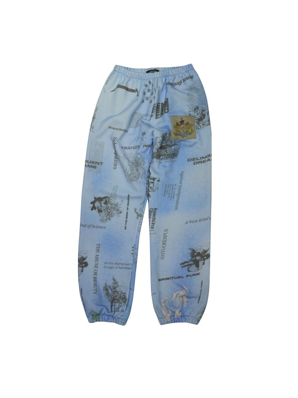 LIBERAL YOUTH MINISTRY BLUE HEAVEN SWEATPANTS