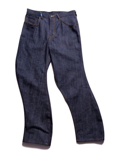 kudos TWISTED DENIM TROUSERS (IND)
