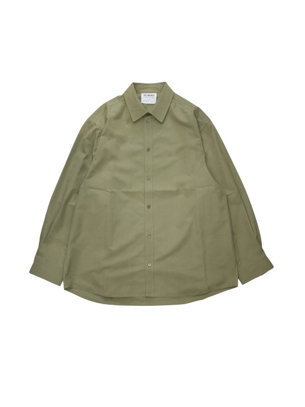 HED MAYNER BUTTONED SHIRT