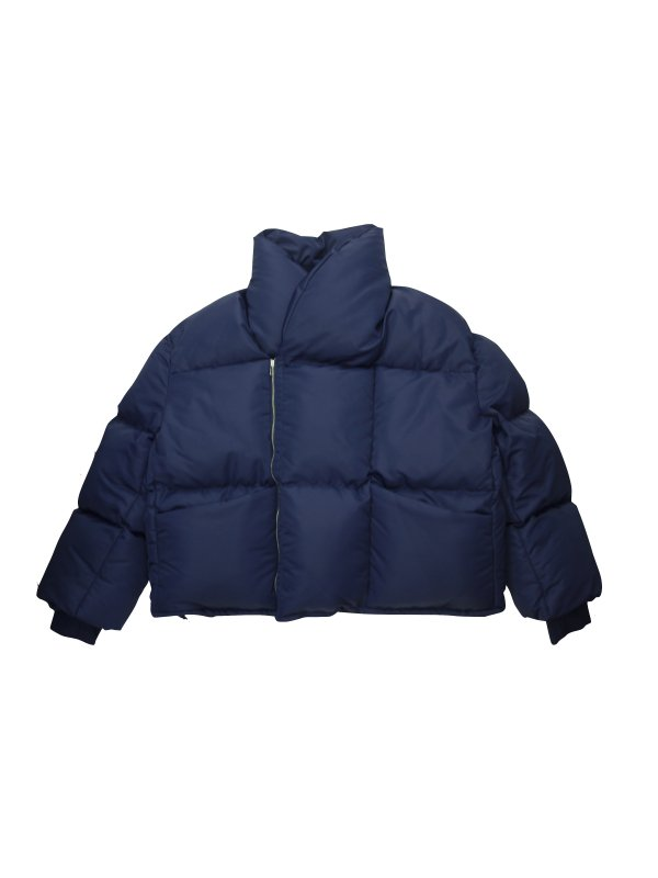 HED MAYNER DOUBLE BREASTED PUFFER JACKET