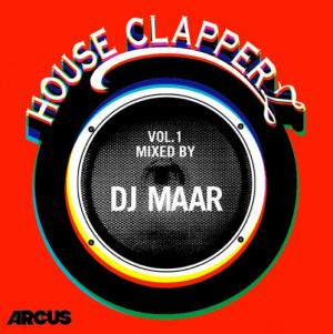 <img class='new_mark_img1' src='//img.shop-pro.jp/img/new/icons47.gif' style='border:none;display:inline;margin:0px;padding:0px;width:auto;' />DJ MAAR / HOUSE CLAPPERZ VOL.1